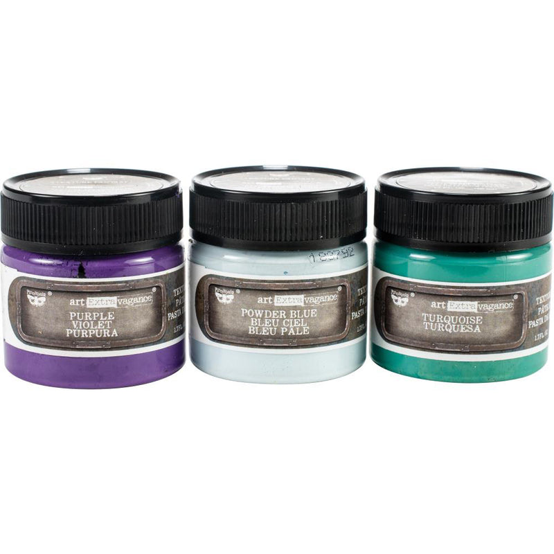 Finnabair Texture Fantasy Paste - Northern Lights