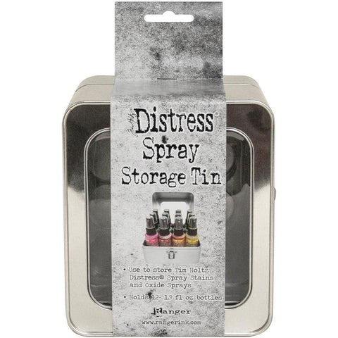 distress spray storage tin