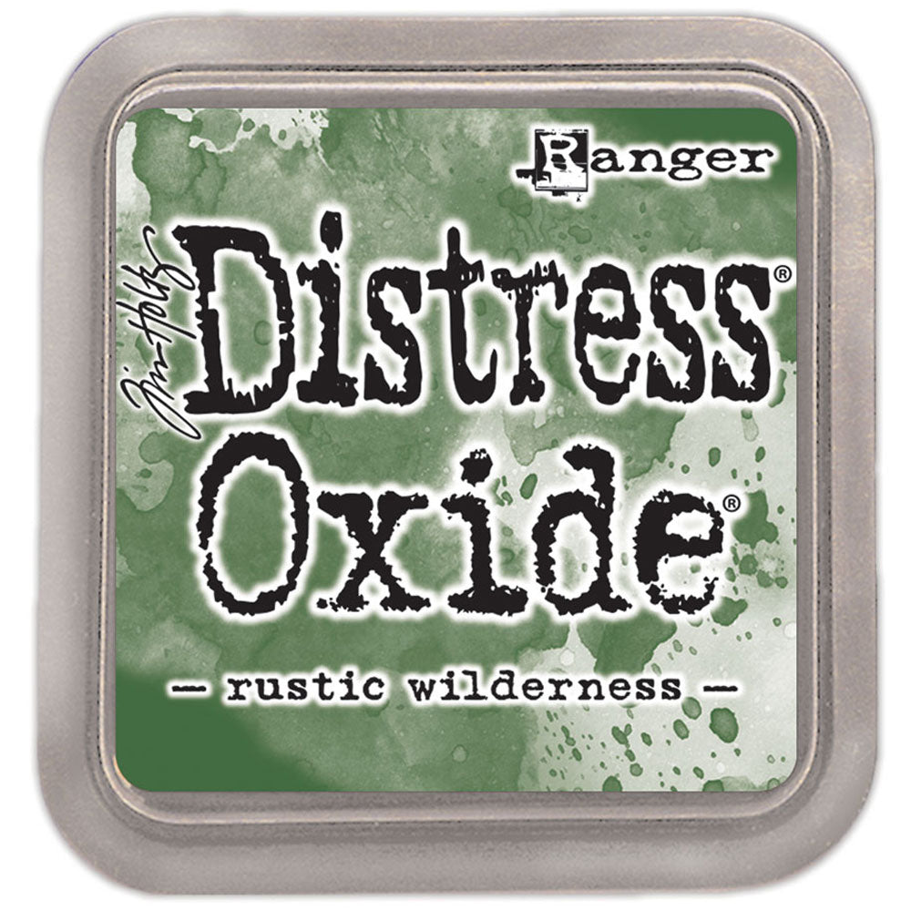 Tim Holtz Distress Oxide Pad - Rustic Wilderness