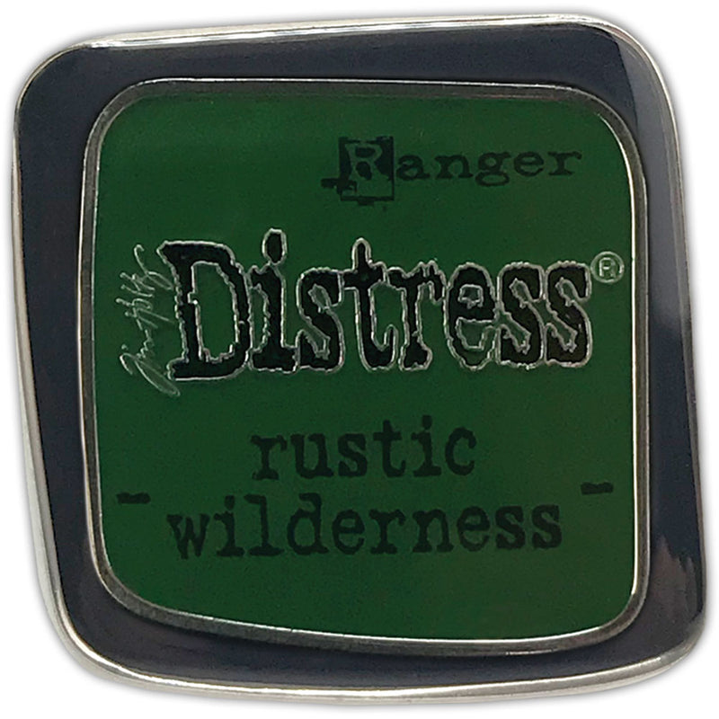 Tim Holtz Distress Enamel Pin - Rustic Wilderness