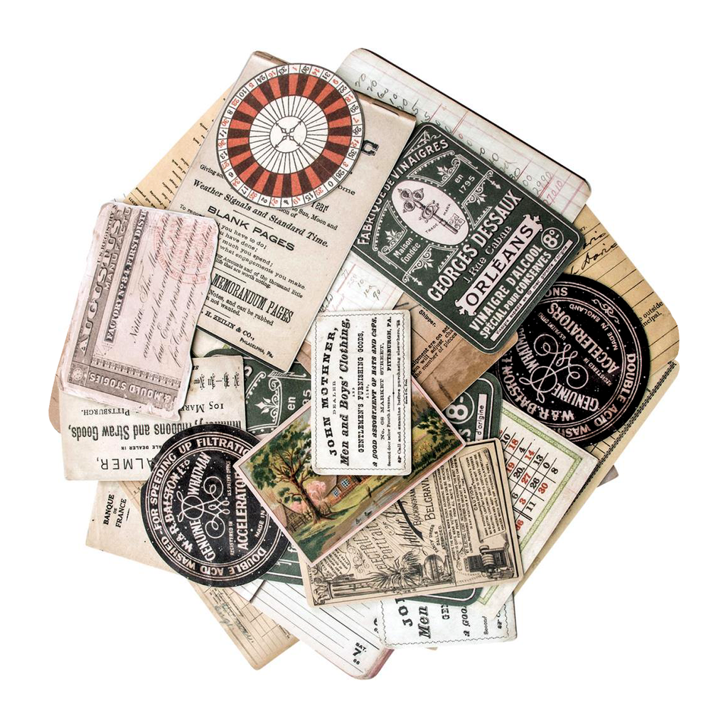 Tim Holtz Idea-ology Collector Layers