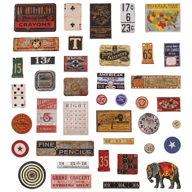 Tim Holtz Idea-ology Junk Drawer Baseboards