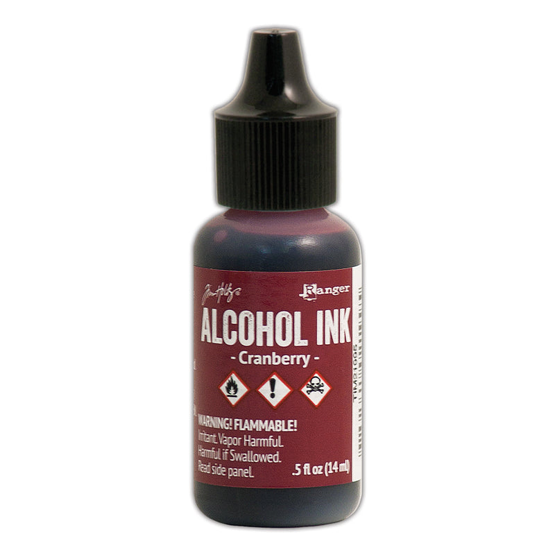 Tim Holtz Alcohol Inks  (available in 75 colors)