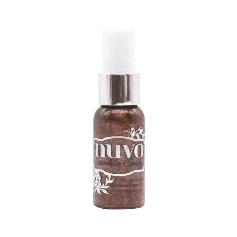 Nuvo Sparkle Sprays     (available in 9 colors)