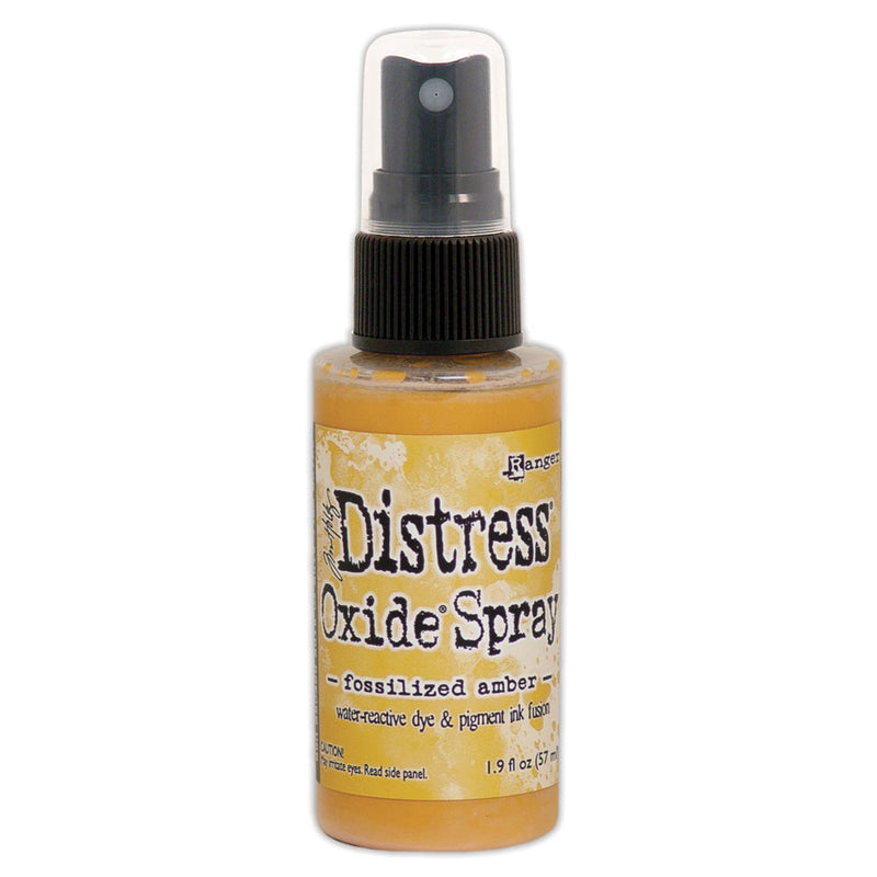Tim Holtz Distress Oxide Sprays  (available in 64 colors)