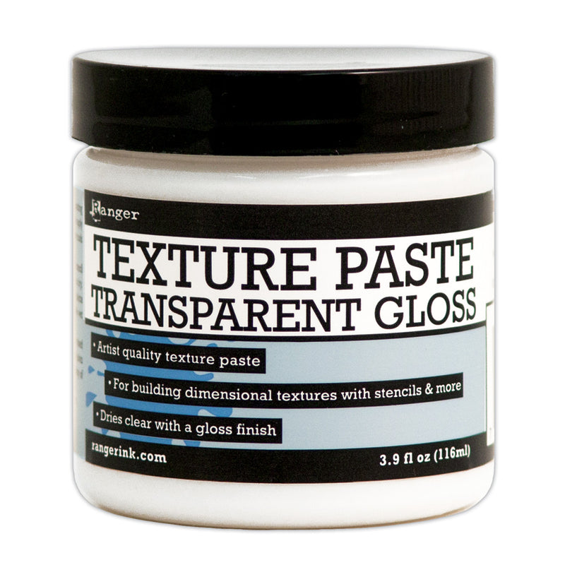 Ranger Texture Paste - Transparent Gloss