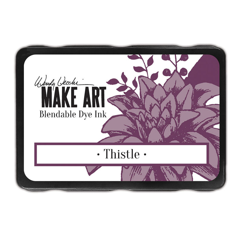 Wendy Vecchi Make Art Dye Ink Pad - Thistle