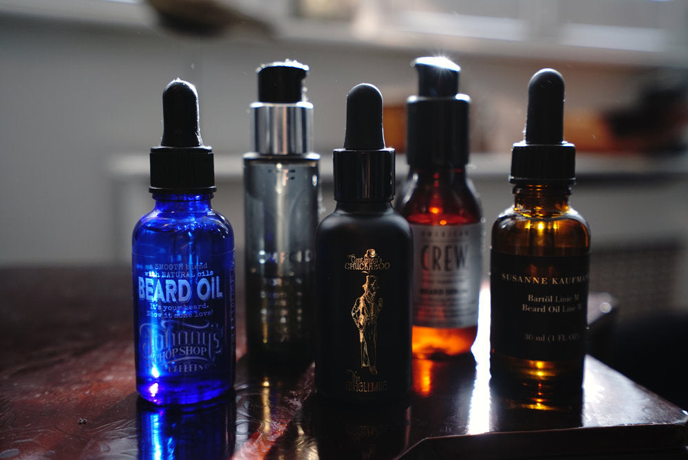 Gentlemen's Chuckaboo 'The Gigglemug' Beard Oil Voted #1 By Renowned Fashion Blogger!