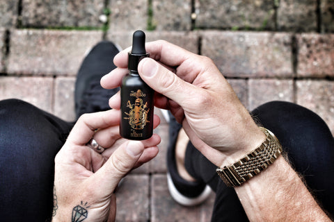The Bludger Beard Oil
