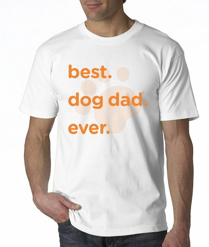 Father's Day Dog Dad Shirt