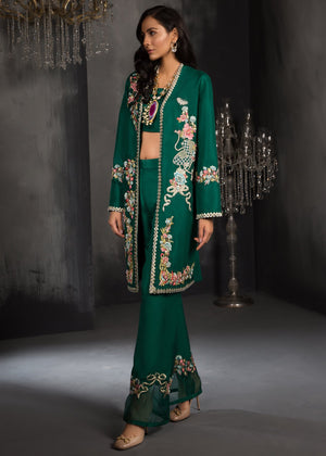 Emerald Green - Festive Collection '19 SS
