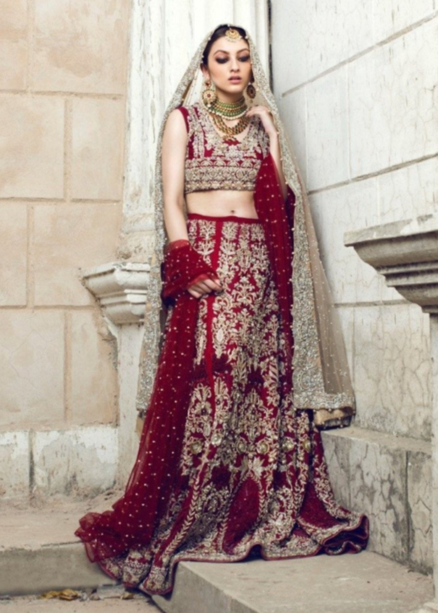 Pakistani bridal dresses for for Barat , Women clothing, Online shopping pakistan clothing , Pakistani fancy dresses with prices , Online fashion store , Bridal dresses