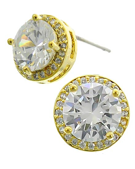 Starry Stud Earrings