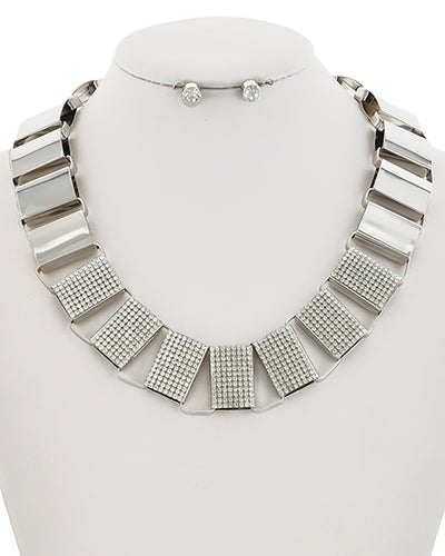 Linx Statement Necklace