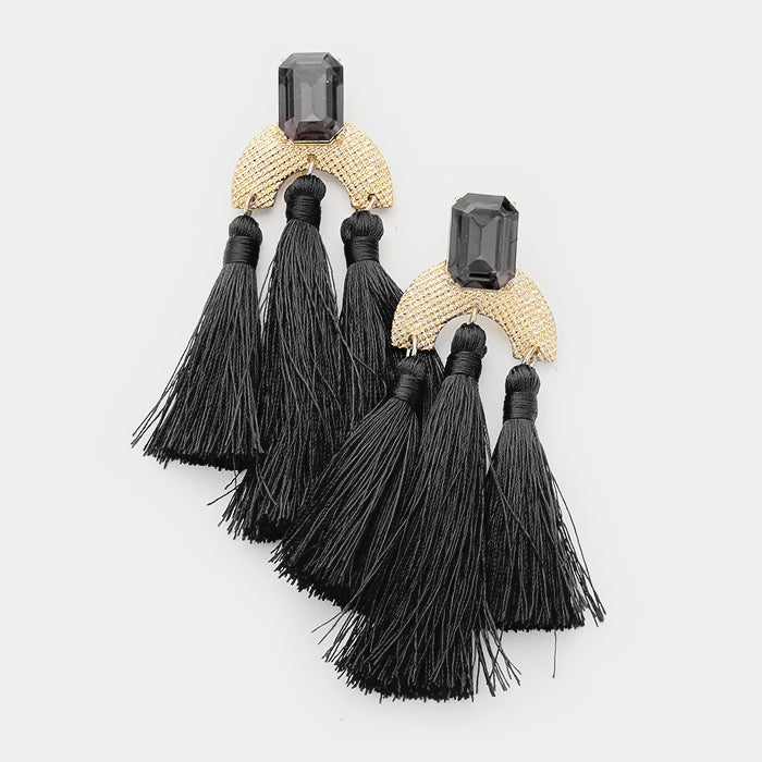 Frenzy Statement Earrings