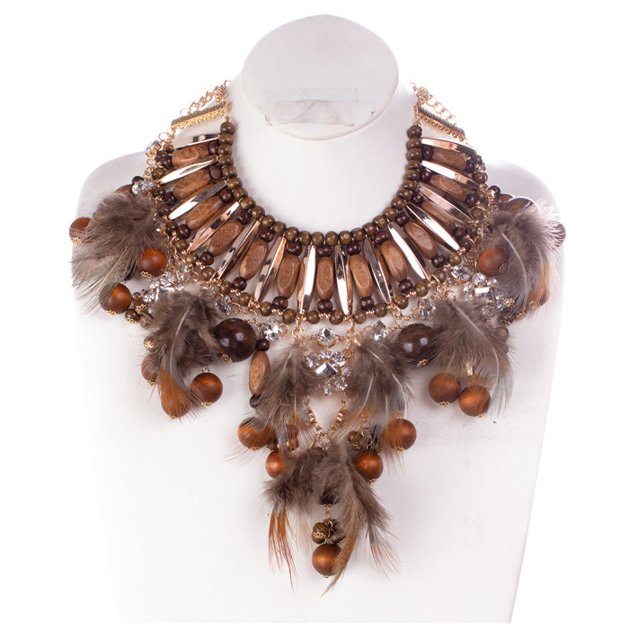 Okoye Statement Necklace