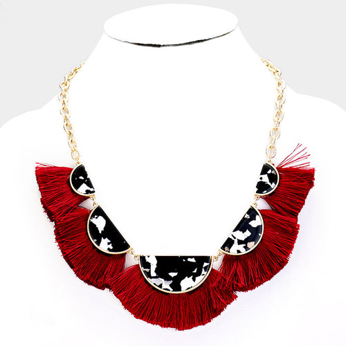 Team Extra Statement Necklace