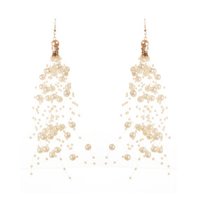 Shower of Pearls Earrings