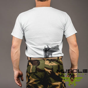 T-Shirt 3D Muscle Factory