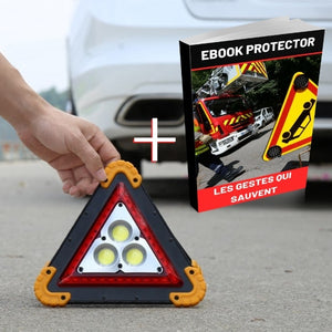 Triangle Protector® + Ebook