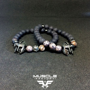 Bracelet Muscle Factory® - Edition Spartiate