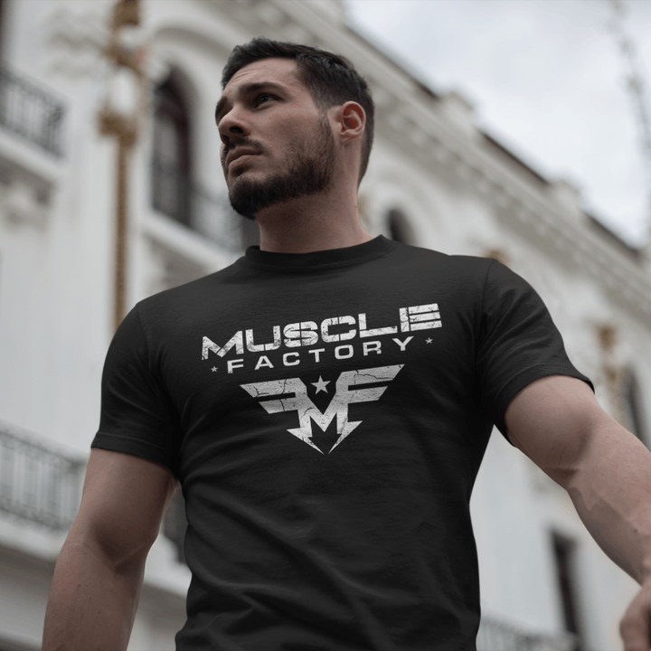 T-shirt exclusif Muscle Factory®