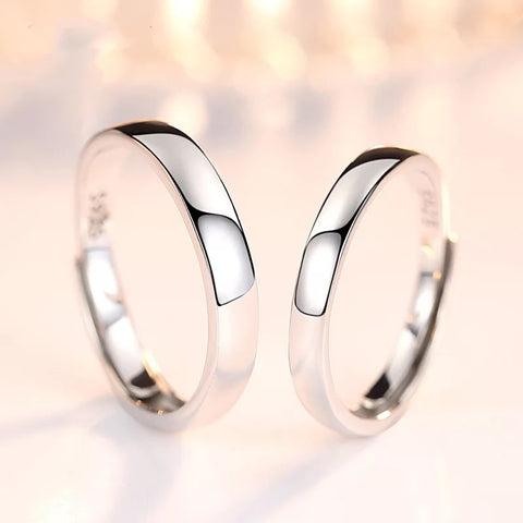 Lucian Couple Rings (Adjustable) - Loville.co
