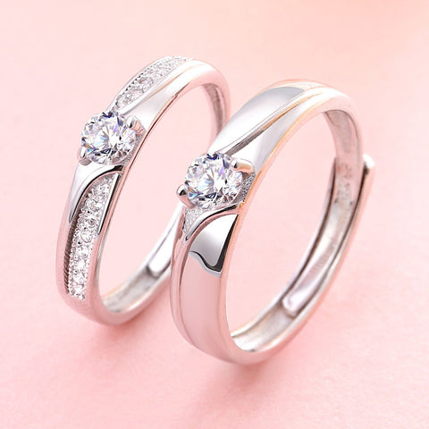 Fantasy Couple Rings (Adjustable) - Loville.co