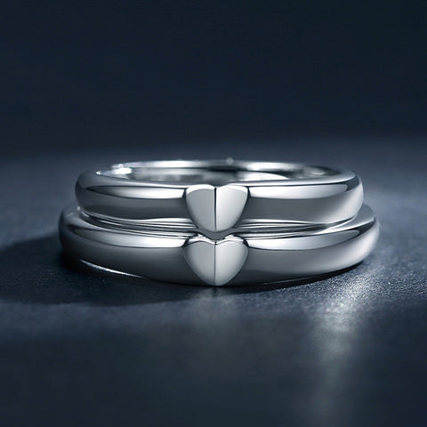 Devotion Love Couple Rings (Adjustable) - Loville.co