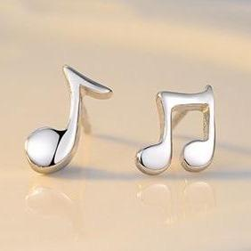 Musical Note Earrings - Loville.co