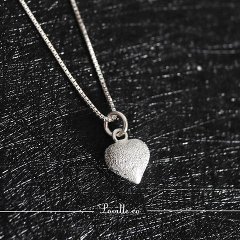 Sparkling Love Necklace