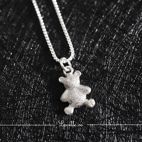 Beary Sweet Necklace