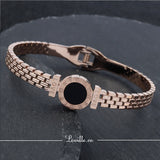 Rhea Brick Bangle - Loville.co