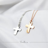 Krososu Engravable Couple Necklace - Loville.co