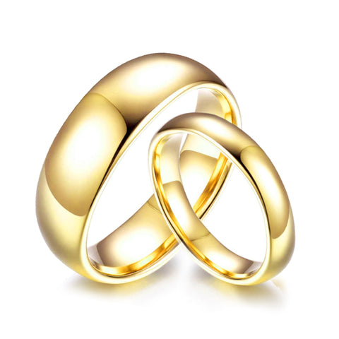 Goud Love Bands - Loville.co