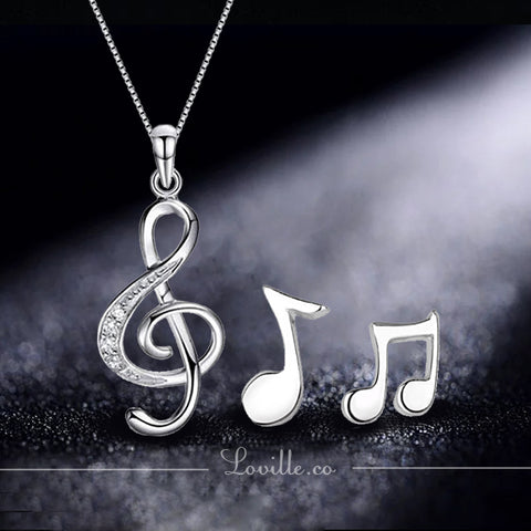 Musical Note Set - Loville.co