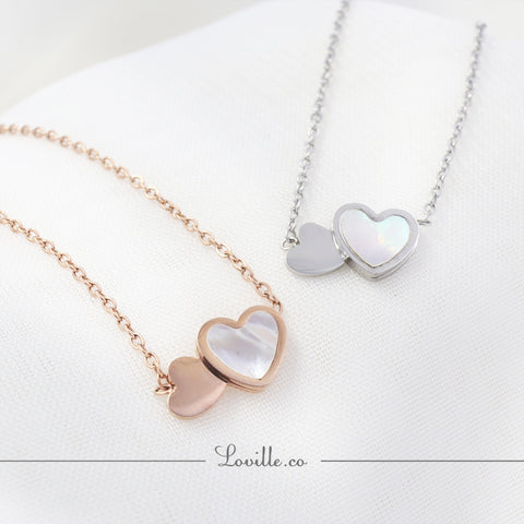 Serenity Love Necklace