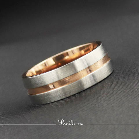 Matrix Ring - Loville.co