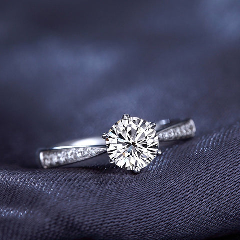 Vero Engagement Ring (Adjustable) - Loville.co