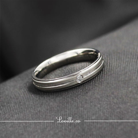 Extrano Engagement Ring - Loville.co