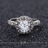 Cora Engagement Ring - Loville.co