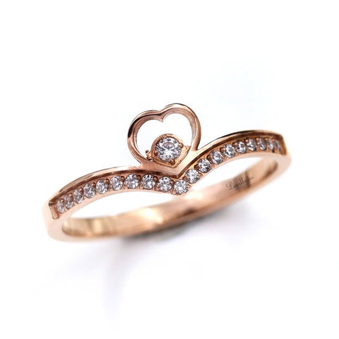 Yui Engagement Ring - Loville.co