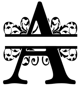 Monogram and Name