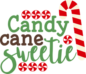 Candy Cane Sweetie