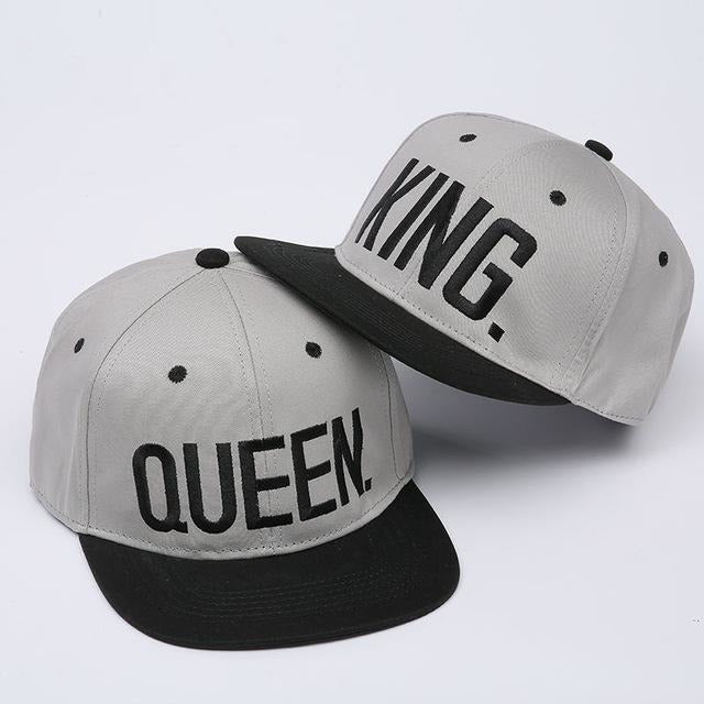 KING   QUEEN Caps - Queen   Kings d97066d7768c