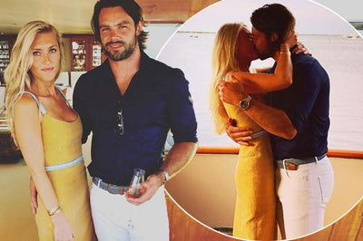 Ben Foden unveils extravagant plans to have two wedding parties with wife Jackie