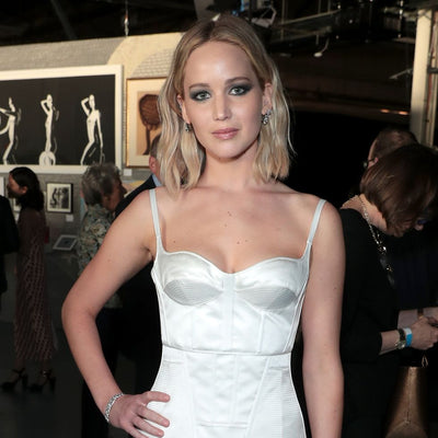 Jennifer Lawrence's Dior Wedding Gown Was So Secret It Had Its Own Hotel Room