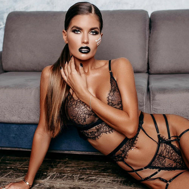 OCTAVIA HOT LACE SET