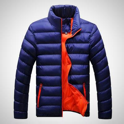 Men's Winter Puffer Jacket