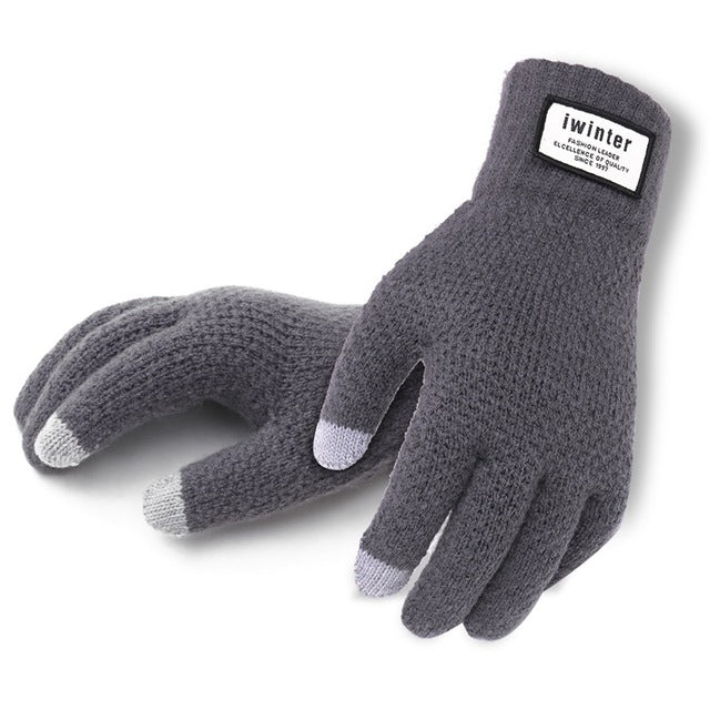 New! Men's Winter Touch Screen Gloves